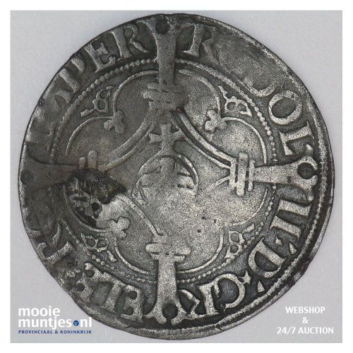Nijmegen - Stuiver - 1582 (kant B)