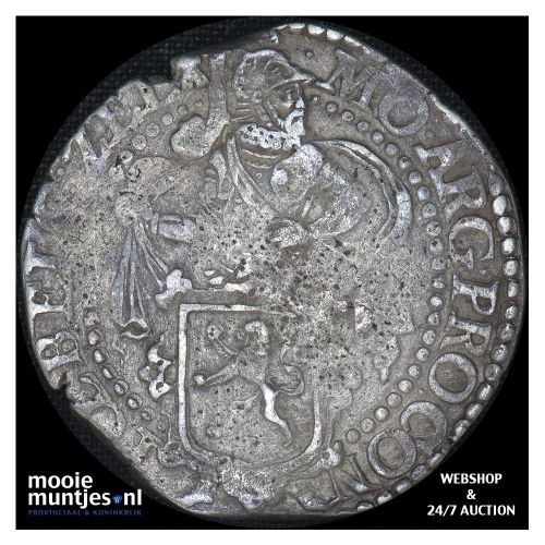 Zeeland - Halve leeuwendaalder - 1649 over 48 (kant B)