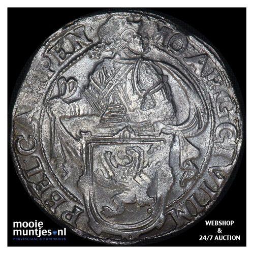 Kampen - Leeuwendaalder - 1653 (kant B)