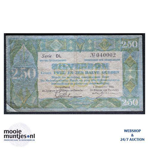 2½ gulden - 1918 (Mev. 12-5 / AV 10) (kant A)