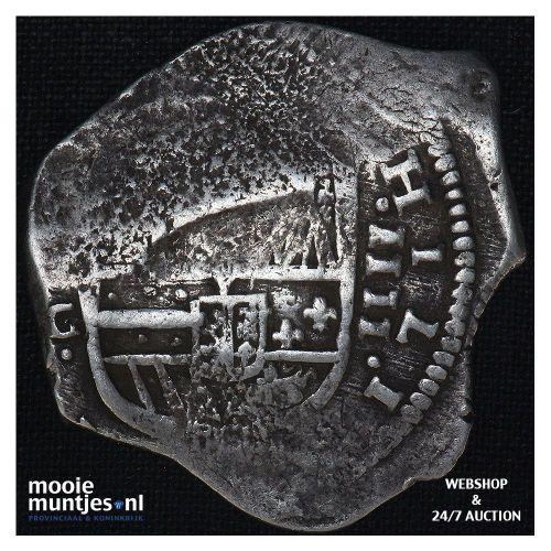 4 reales - Spain 1619 (KM 33.4) (kant B)