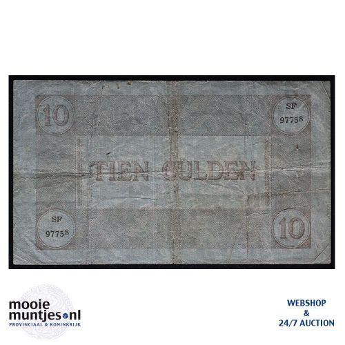 10 gulden  - 1904 (Mev. 36-4b / AV 25) (kant B)
