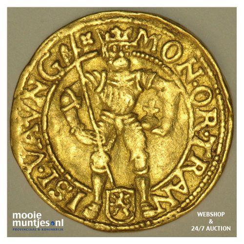 Overijssel - Hongaarse gouden dukaat - z.j. (1590-1593) (kant B)