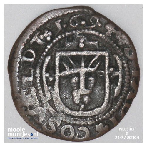 4 pfennig - German States/Coesfeld 1694 (KM 7) (kant A)