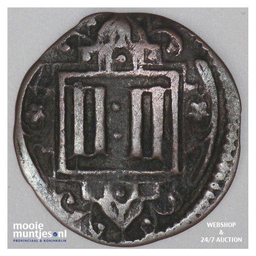 4 pfennig - German States/Coesfeld 1694 (KM 7) (kant B)