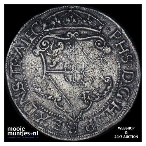 Utrecht - Uniedaalder - 1579 (kant B)