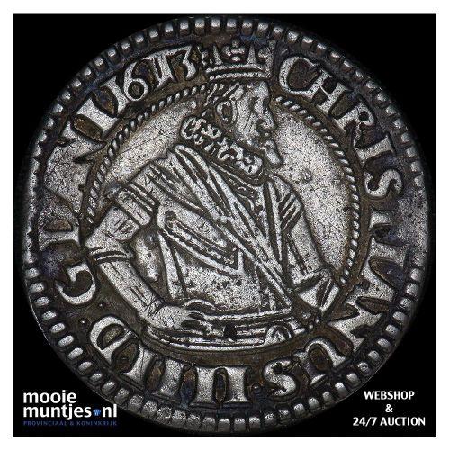 mark - Denmark 1613 (KM 52) (kant A)