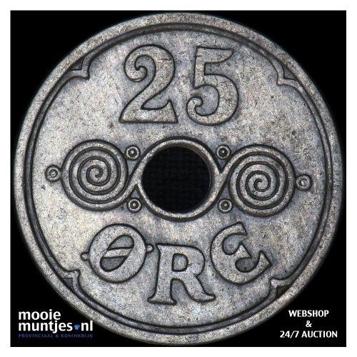 25 ore - Denmark 1932 (KM 823.2) (kant B)