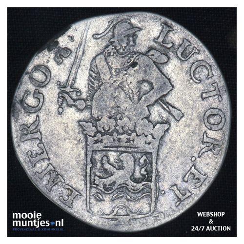 Zeeland - Daalder van 30 stuiver - 1681 (kant B)