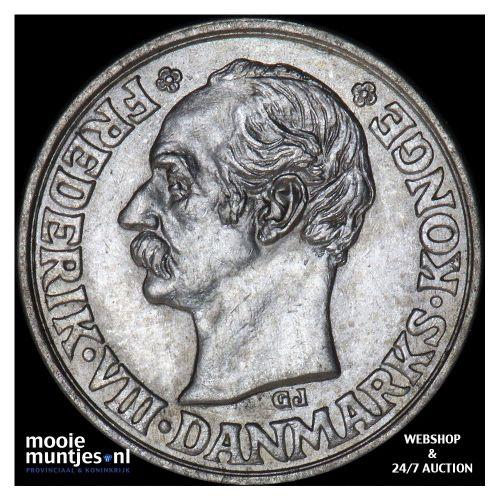 25 ore - Denmark 1907 (KM 808) (kant B)