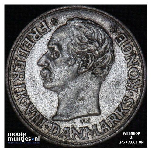 10 ore - Denmark 1911 (KM 807) (kant B)
