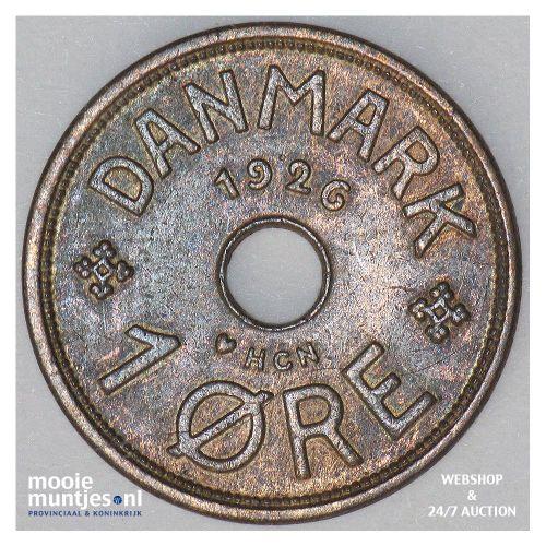 ore - Denmark 1926 (KM 826.1) (kant A)