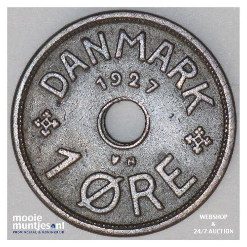 ore - Denmark 1927 (KM 826.2) (kant A)