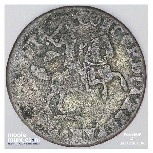 Deventer - Rijderschelling - 1689 (kant B)