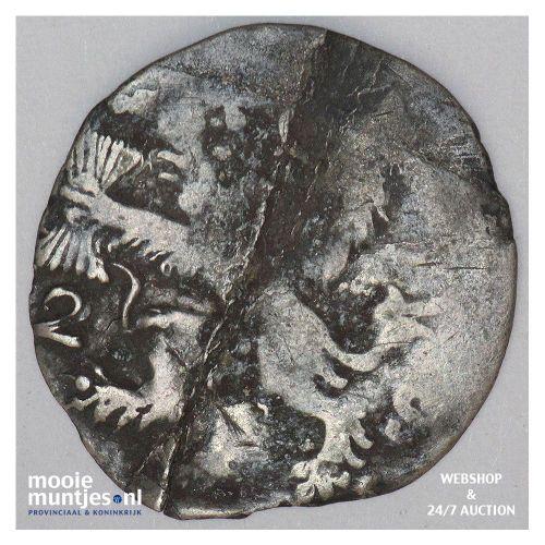 Zeeland - Dubbele stuiver - 1618 (kant B)