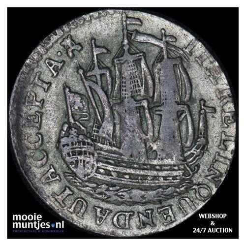 Zeeland - Scheepjesschelling - 1780 (kant B)