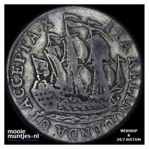 Zeeland - Scheepjesschelling - 1785 (kant B)