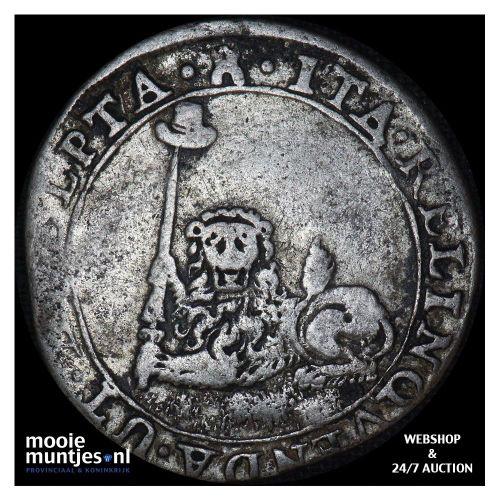 Zeeland - Hoedjesschelling - 1681 (kant B)