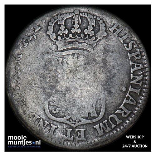 4 reales - de vellon coinage - Spain 1809 (KM 540.1) (kant B)