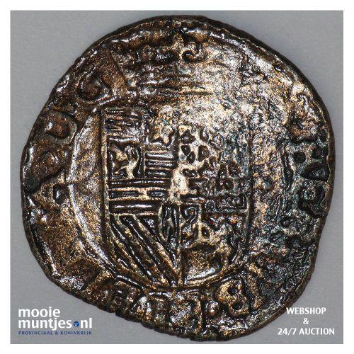 Roermond - Kwart stuiver of oord van 12 mijten - 1608 (kant B)