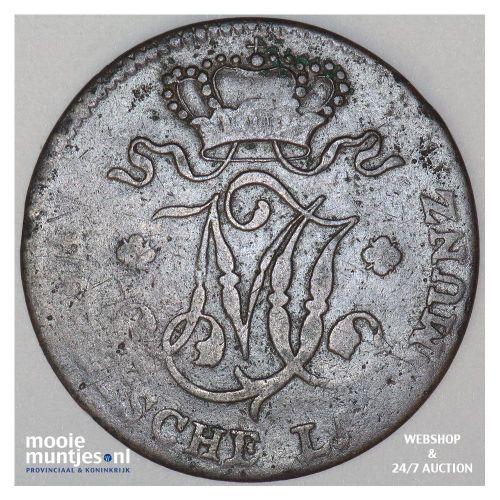 1/2 stuber - duchy - German States/Berg 1804 (KM 2) (kant B)