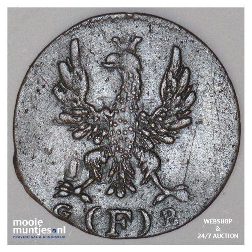 heller - German States/Frankfurt am Main 1820 over 02 MPO (KM 301) (kant B)