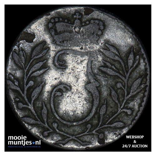 3 stuber - grand duchy - German States/Berg 1806 Sr (KM 10) (kant B)