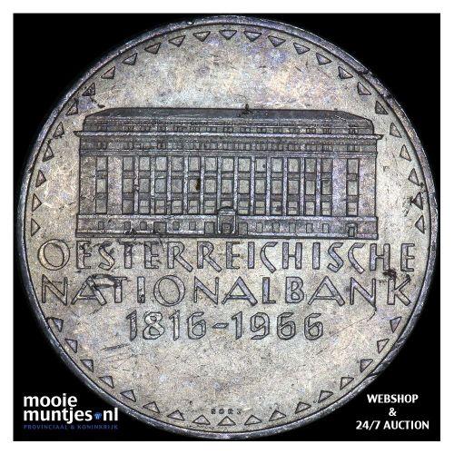 50 schilling - Austria ND (1966) (KM 2900) (kant A)
