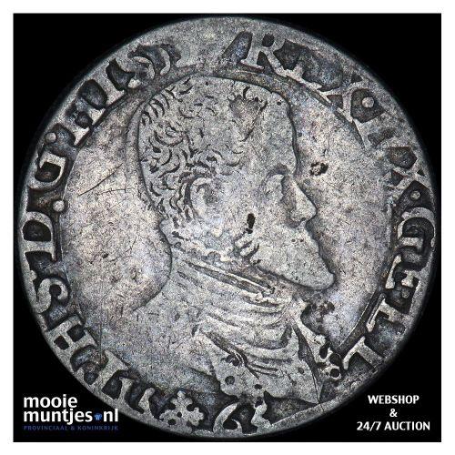 Gelderland - Vijfde Philipsdaalder - 1565 (kant A)