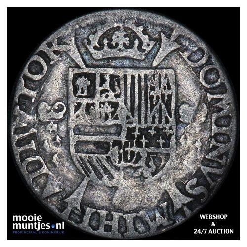 Gelderland - Vijfde Philipsdaalder - 1565 (kant B)