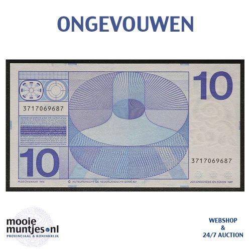 10 gulden  - 1968 (Mev. 49-1a / AV 37) (kant B)