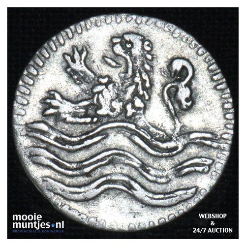 Zeeland - Stuiver - 1727 (kant B)