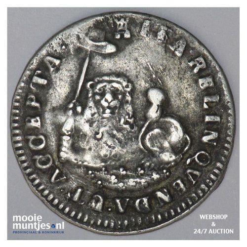 Zeeland - Hoedjesschelling - 1728 (kant B)