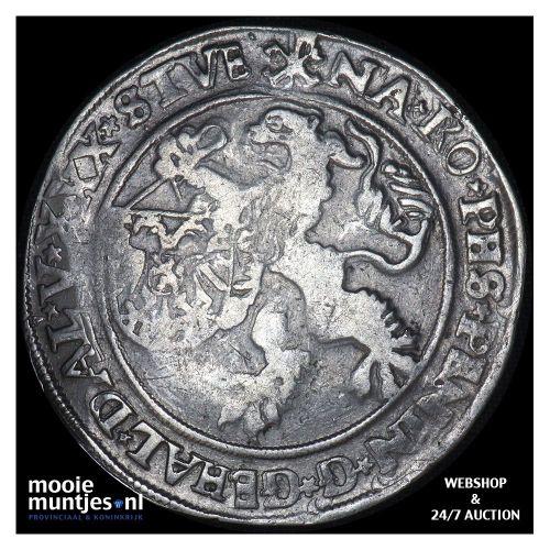 Nijmegen - Daalder   - 1563 (kant B)