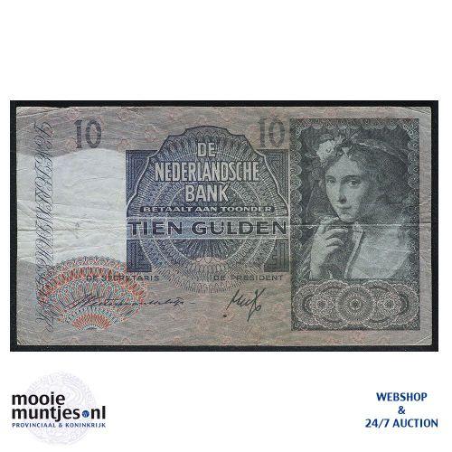 5 gulden - 1966 (Mev. 23-1a / AV 18) (kant A)