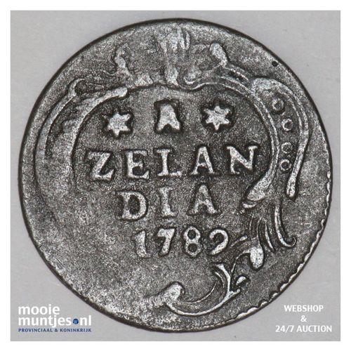 Zeeland - Duit - 1789 (kant A)