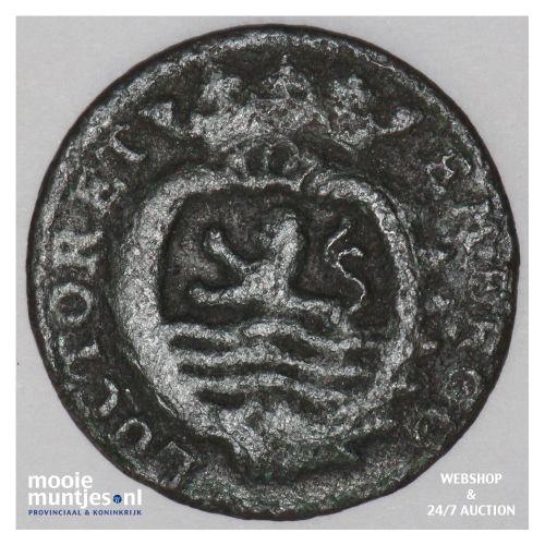 Zeeland - Duit - 1783 (kant B)