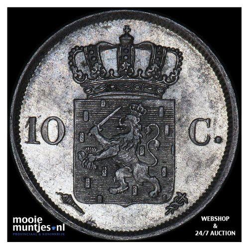 10 cent - Willem I - 1826 Utrecht (kant B)