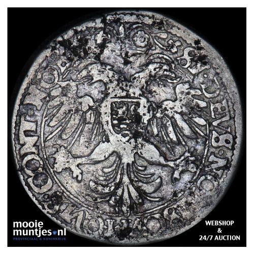 Gelderland - Philipsdaalder - 1574 (kant B)