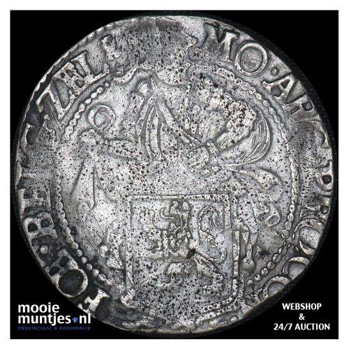 Zeeland - Leeuwendaalder - 1649 (kant B)