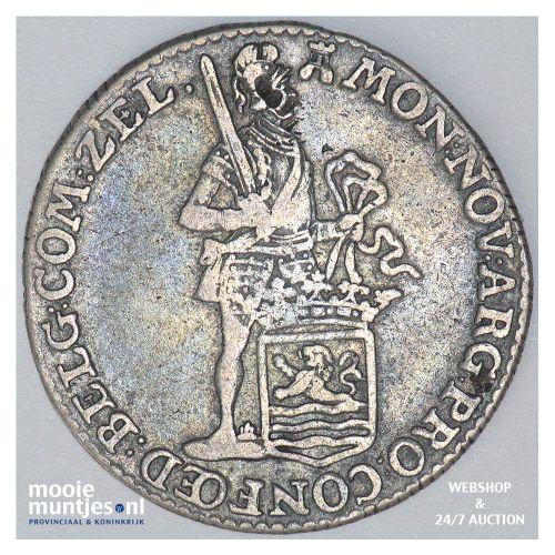 Gelderland - Goudgulden - z.j. (1523-1473) (kant B)