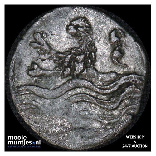 Zeeland - Pijl- of bezemstuiver - 1764 (kant B)
