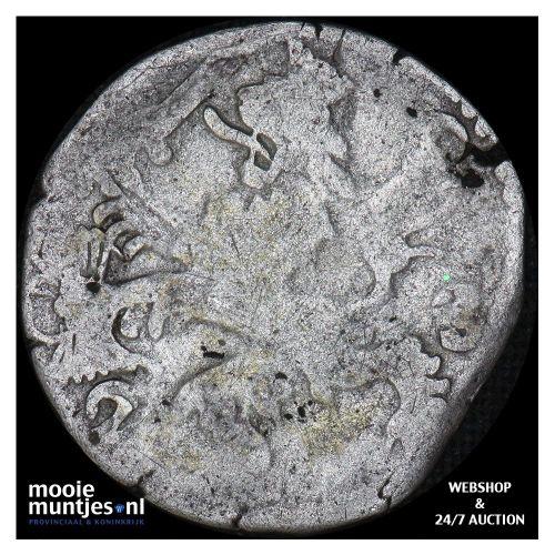 Zeeland - Stuiver - 1619 (kant B)