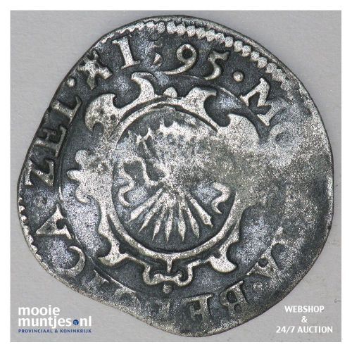 Zeeland - Stuiver - 1618 (kant A)