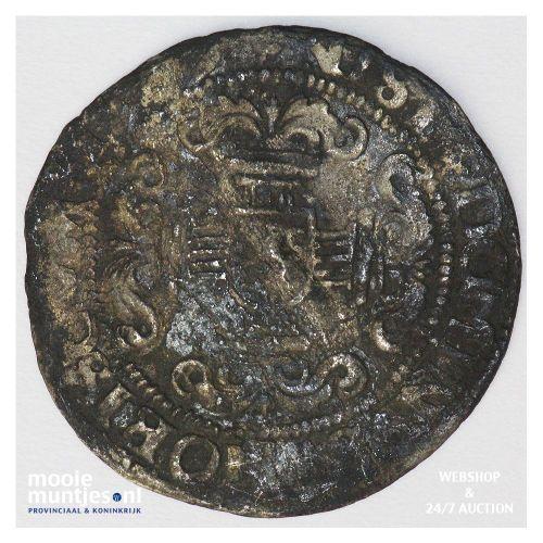 Friesland - Dubbele stuiver - 1652 (kant B)