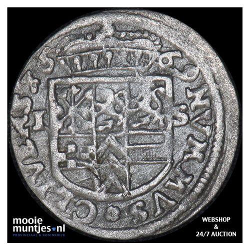 stuber (21 heller) - German States/Cleves 1669 (KM 30) (kant A)