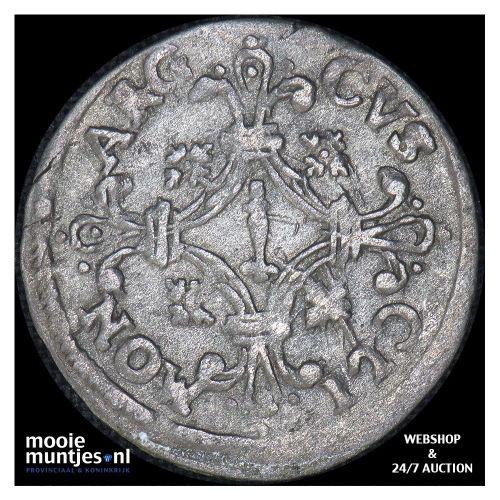 stuber (21 heller) - German States/Cleves 1669 (KM 30) (kant B)