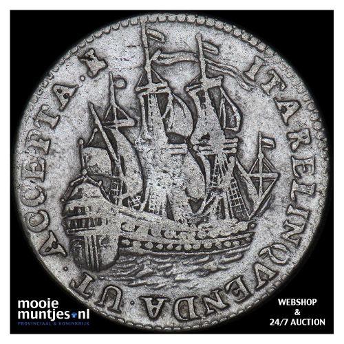 Zeeland - Scheepjesschelling - 1757 (kant B)