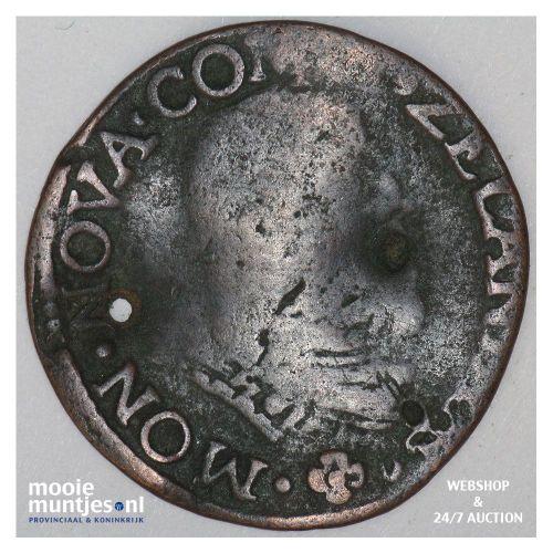 Zeeland - Oord - 1626 (kant B)