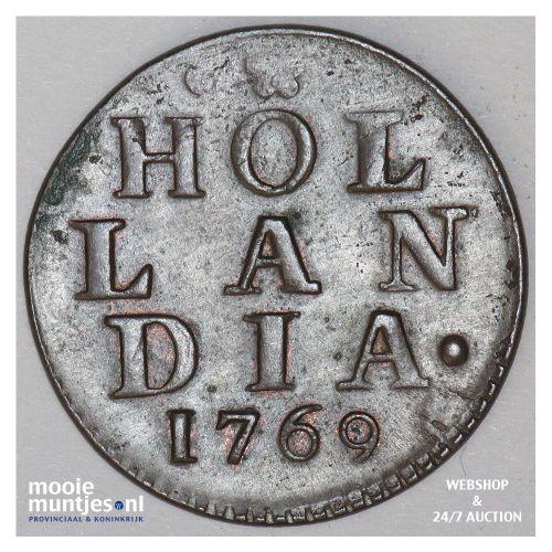 Holland - Duit -  (kant A)